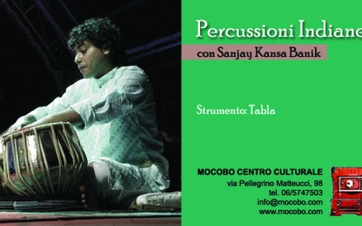 Percussioni Indiane: Tabla