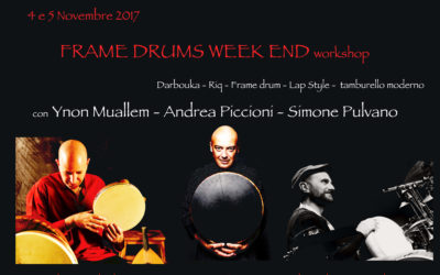 framedrums week end 2017