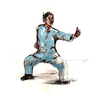 Kung Fu stile Wing Chun