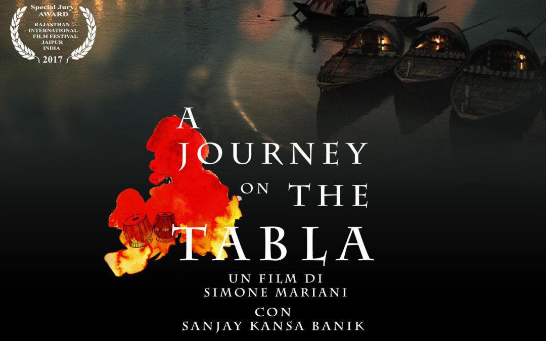 "Proiezione ""A Journey on the Tabla"" e Tabla live performance con Sanjay Kansa Banik"